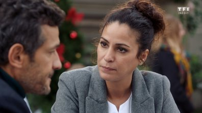 Leila mène son enquête auprès de William