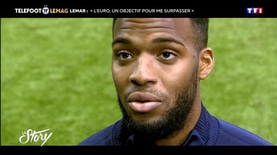 """La Story - Lemar : """"L'Euro, un objectif pour me surpasser"""""""