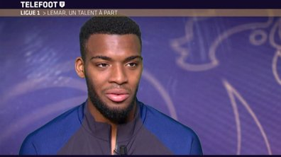 Equipe de France : Lemar, un talent à part