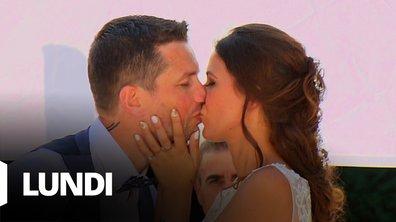 4 mariages pour 1 lune de miel du 17 février 2020 - Léna et Tony