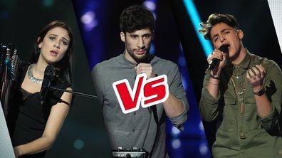 Lena Woods VS Antoine VS MB14 : qui remportera, l'originalité ou l'intensité ? (Saison 05)