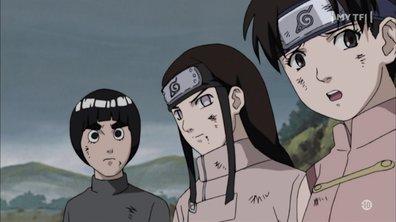 Naruto - Episode 154 - L'Ennemi naturel du Byakugan