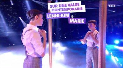 Sur une Valse et un Contemporain, Lenni-Kim et Marie Denigot (Danser encore)