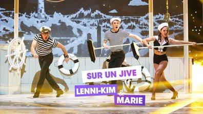 Sur un Jive, Lenni-Kim et Marie Denigot (Tutti Frutti)