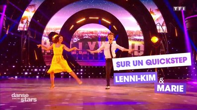 Sur un Quickstep, Lenni-Kim et Marie Denigot (Another Day of sun)