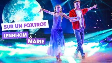 Sur un Foxtrot, Lenni-Kim et Marie Denigot (E.T)