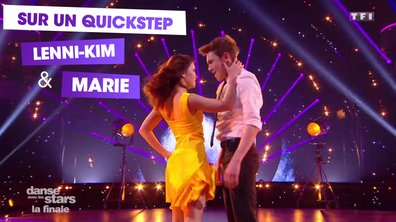 Sur un Quickstep Lenni-Kim,  Marie Denigot et (Another day of sun)