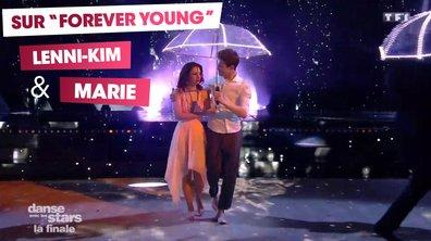 Sur un freestyle, Lenni-Kim et  Marie Denigot  (Forever young)