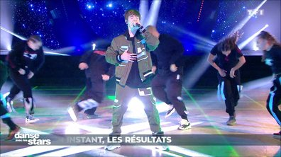 DALS - Lenni-Kim interprète en live son titre « Minuit »