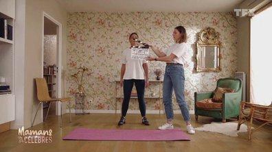 Cindy dévoile son nouveau projet sportif dans le prochain épisode de Mamans & Célèbres