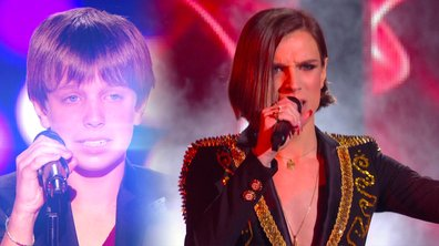 "The Voice All Stars – Léo chante ""I Put A Spell On You"" de Screamin' Jay Hawkins"