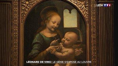 Léonard de Vinci : le génie s'expose au Louvre