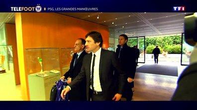 PSG : Les grandes manœuvres