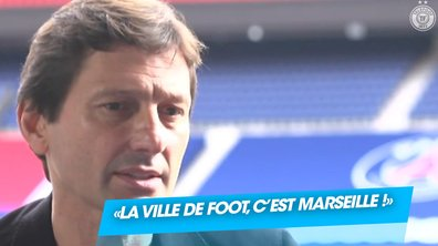 VIDEO - Leonardo juge l'attachement de la ville de Paris au foot