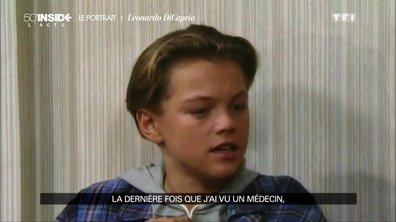 Leonardo DiCaprio se confie sur ses premiers pas d'acteur