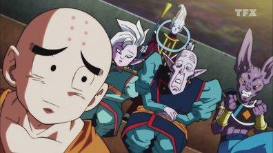 Dragon ball super - EP102 - Le pouvoir de l'amour jaillit ! Les guerrières féeriques de l'univers 2
