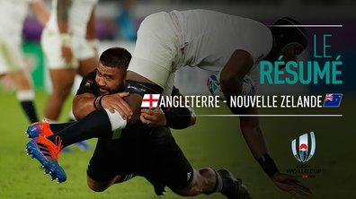 Angleterre - Nouvelle-Zélande : Voir le résumé du match en vidéo