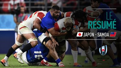 Japon - Samoa : Voir le résumé du match en vidéo