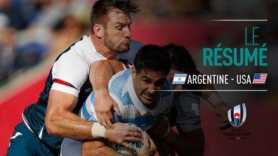 Argentine - USA : Voir le résumé du match en vidéo