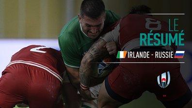 Irlande - Russie : Voir le résumé du match en vidéo