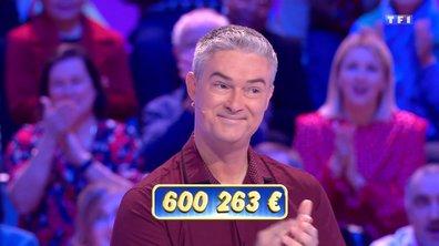 Les 12 coups de midi : La cagnotte d'Éric s'élève aujourd'hui à plus de 600 000€