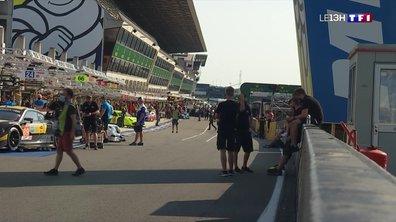 Les 24 Heures du Mans à huis clos en raison de la crise sanitaire
