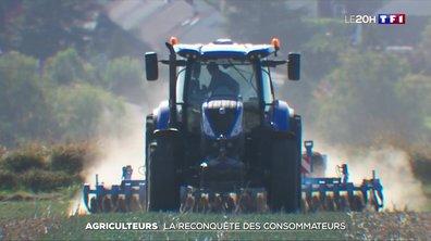 Les agriculteurs défendent leur image et leur travail