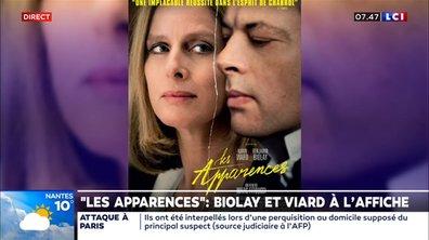 """""""Les Apparences"""" : Biolay et Viard à l'affiche"""