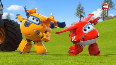 Super Wings - Les as du sable
