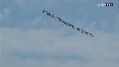 Les avions publicitaires survolant les plages bientôt interdits