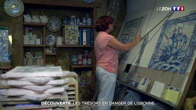 Les azulejos de Lisbonne, un patrimoine en danger