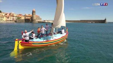 Les barques catalanes reprennent la mer dans les Pyrénées-Orientales