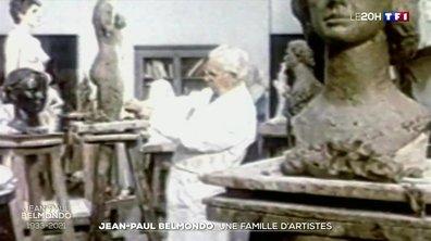 Les Belmondo, une famille d'artistes
