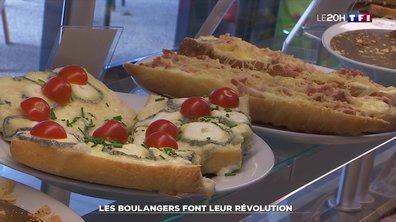 Les boulangers font leur révolution