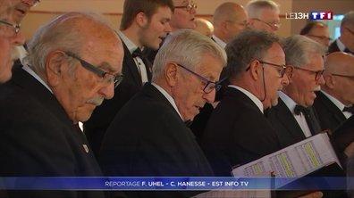 Les chorales de l'Est de la France (1/4) : le Chœur d'hommes de Hombourg-Haut, une chorale de l'amitié