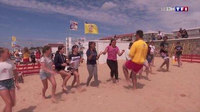 Les clubs de plage reprennent du service
