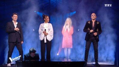 """THE VOICE 2020 – Les coachs chantent """"Imagine"""" de John Lennon (Finale)"""
