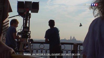 Les décors emblématiques de Paris très prisés par le cinéma