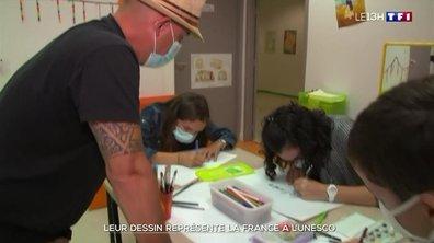 Les dessins de trois élèves du Maine-et-Loire distingués par l'Unesco