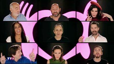 Les Enfoirés - La deuxième bande-annonce du concert !