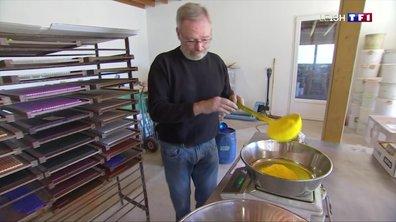 Les entreprises artisanales (2/4) : Pastels Girault, la plus ancienne fabrique de pastels au monde
