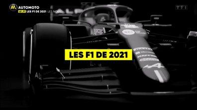 VIDEO - Les F1 Aston Martin et Alpine dévoilées !