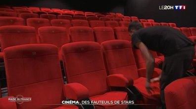 Les fauteuils de cinéma, les rois des salles obscures