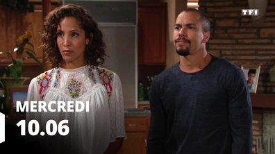 Les feux de l'amour - Episode du 10 juin 2020