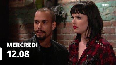 Les feux de l'amour - Episode du 12 août 2020
