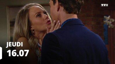 Les feux de l'amour - Episode du 16 juillet 2020
