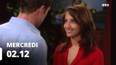 Les feux de l'amour - Episode du 2 décembre 2020