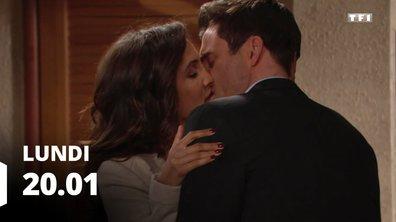 Les feux de l'amour - Episode du 20 janvier 2020
