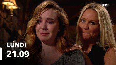Les feux de l'amour - Episode du 21 septembre 2020