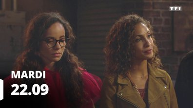 Les feux de l'amour - Episode du 22 septembre 2020